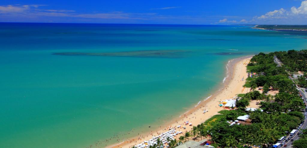 praias de porto seguro bahia