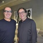 Roberto Cimino e Nelson Amorim