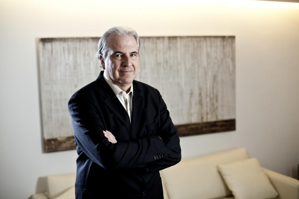 Belo Horizonte_MG, 18 de novembro de 2011. Relatorio MRV O presidente da empresa, Rubens Menin Foto: LEO DRUMOND / NITRO