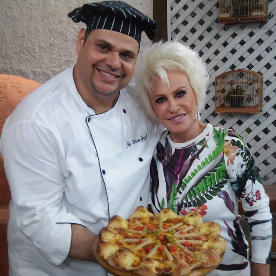 Chef Willian Alfred Gazal