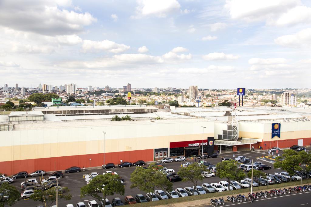 Franca Shopping Franca - SP Brasil