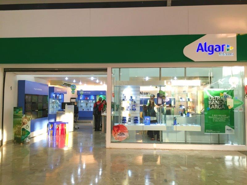 Algar telecom Loja