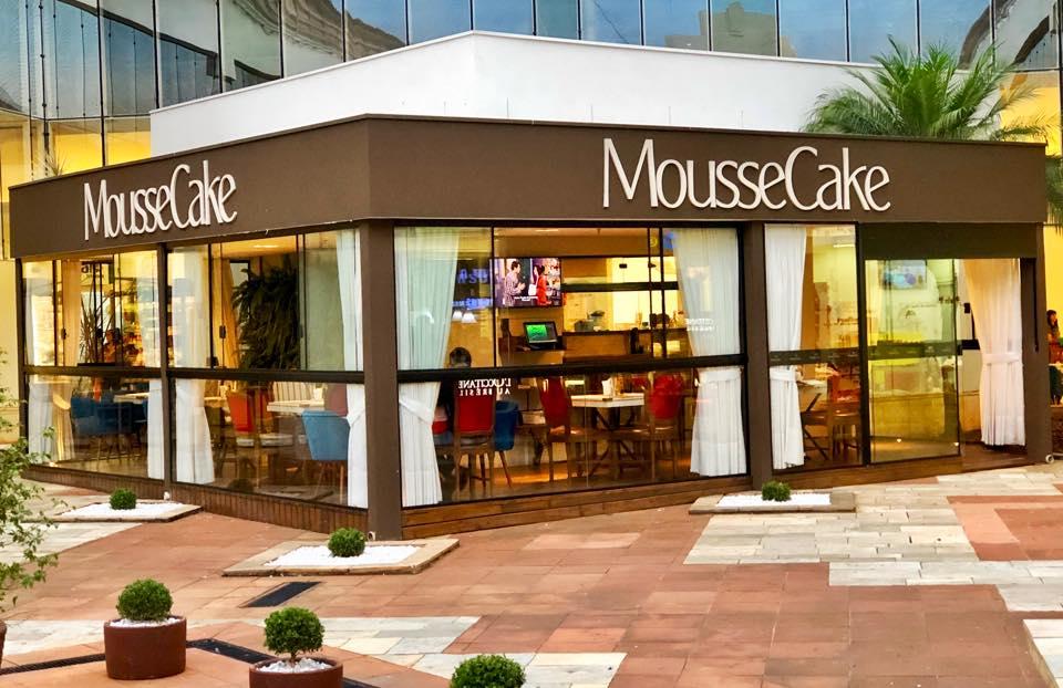 Mousse Cake Franca